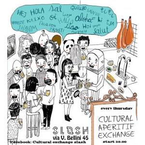 Cultural Exchange Slash!
