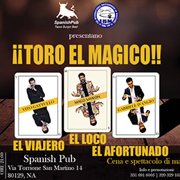 Mentalismo Allo Spanish Pub