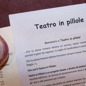 Teatro In Pillole