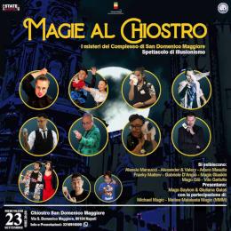 Estate A Napoli – Magie Al Chiostro